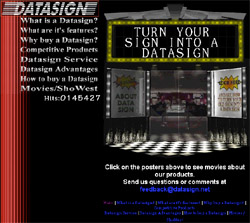DataSign.net Site Entrance
